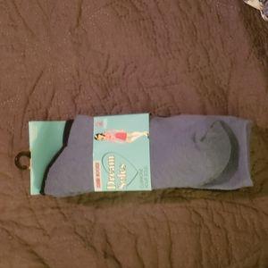 Dream Soles 2pk. Knee high socks